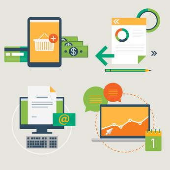 ECサイトの売上アップを実現する4つの項